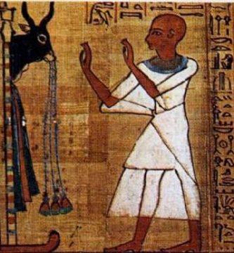 funcion de los sacerdotes en el antiguo egipto